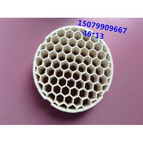 蜂窝陶瓷蓄热体、蓄热体、蜂窝填料