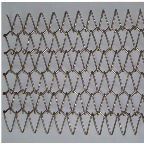 金属网带厂家 耐高温输送带 传送带