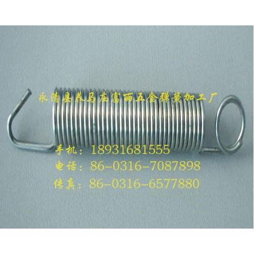 供应富丽:拉伸弹簧、拉力弹簧、拉伸弹簧批发、拉簧厂家18931681555