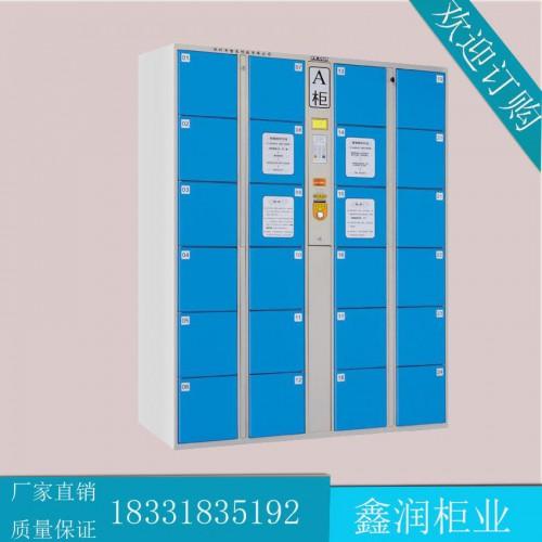 销售电子存包柜 超市存包柜 智能扫码存包柜 条码存包柜