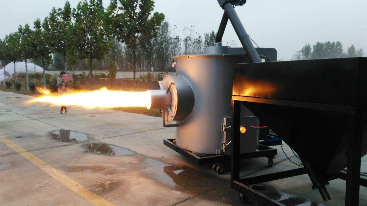 田农生物质燃烧机|各种型号的风冷设计燃烧炉