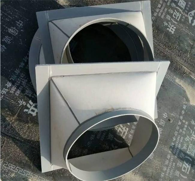 工业建筑塑料通风管生产厂家 工业建筑塑料通风管供应商