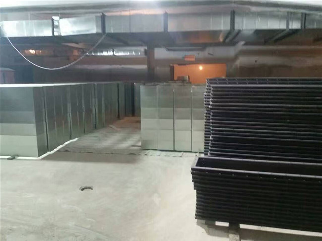 工业建筑角铁法兰通风管供应商 工业建筑角铁法兰通风管生产厂家