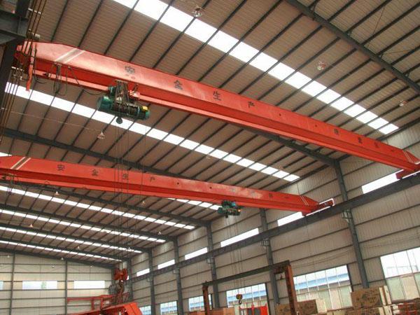 电动单梁起重机供应商 电动单梁起重机生产厂家