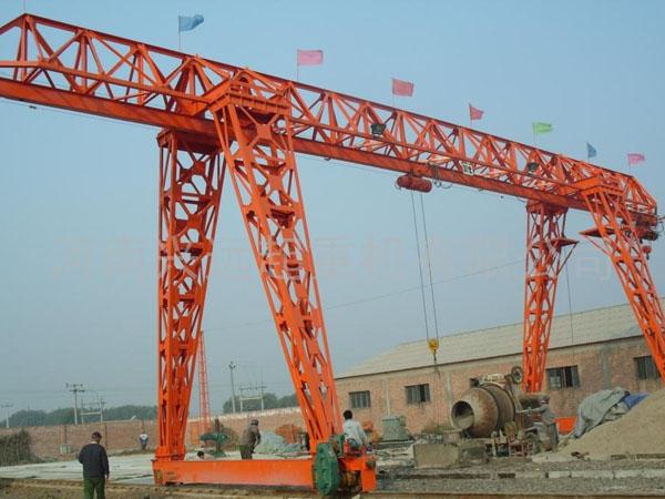 电动葫芦门式起重机生产厂家 电动葫芦门式起重机供应商