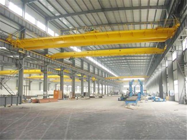 电动葫芦双梁桥式起重机供应商 电动葫芦双梁桥式起重机生产厂家