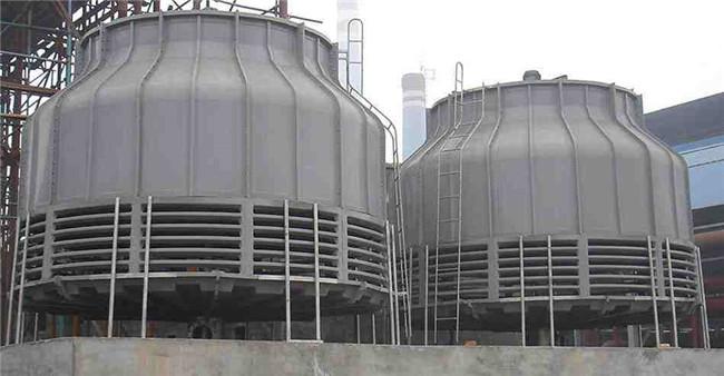 逆流式圆形玻璃钢冷却塔供应商 逆流式圆形玻璃钢冷却塔生产厂家