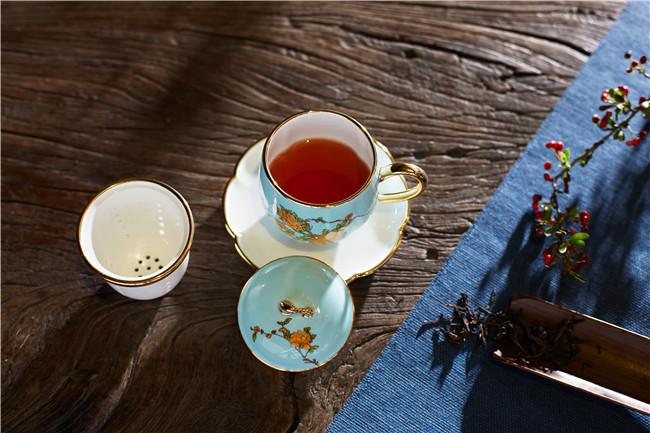 景德镇陶瓷礼品茶具定制厂家