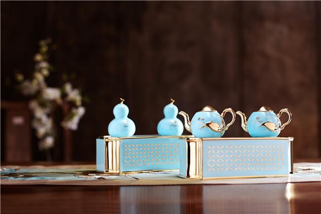 景德镇陶瓷礼品茶具批发价格
