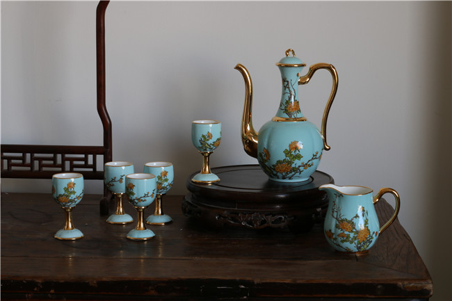 景德镇陶瓷咖啡具定制厂家