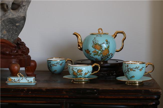 景德镇陶瓷咖啡具批发价格