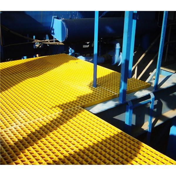 玻璃钢格栅-检修平台
